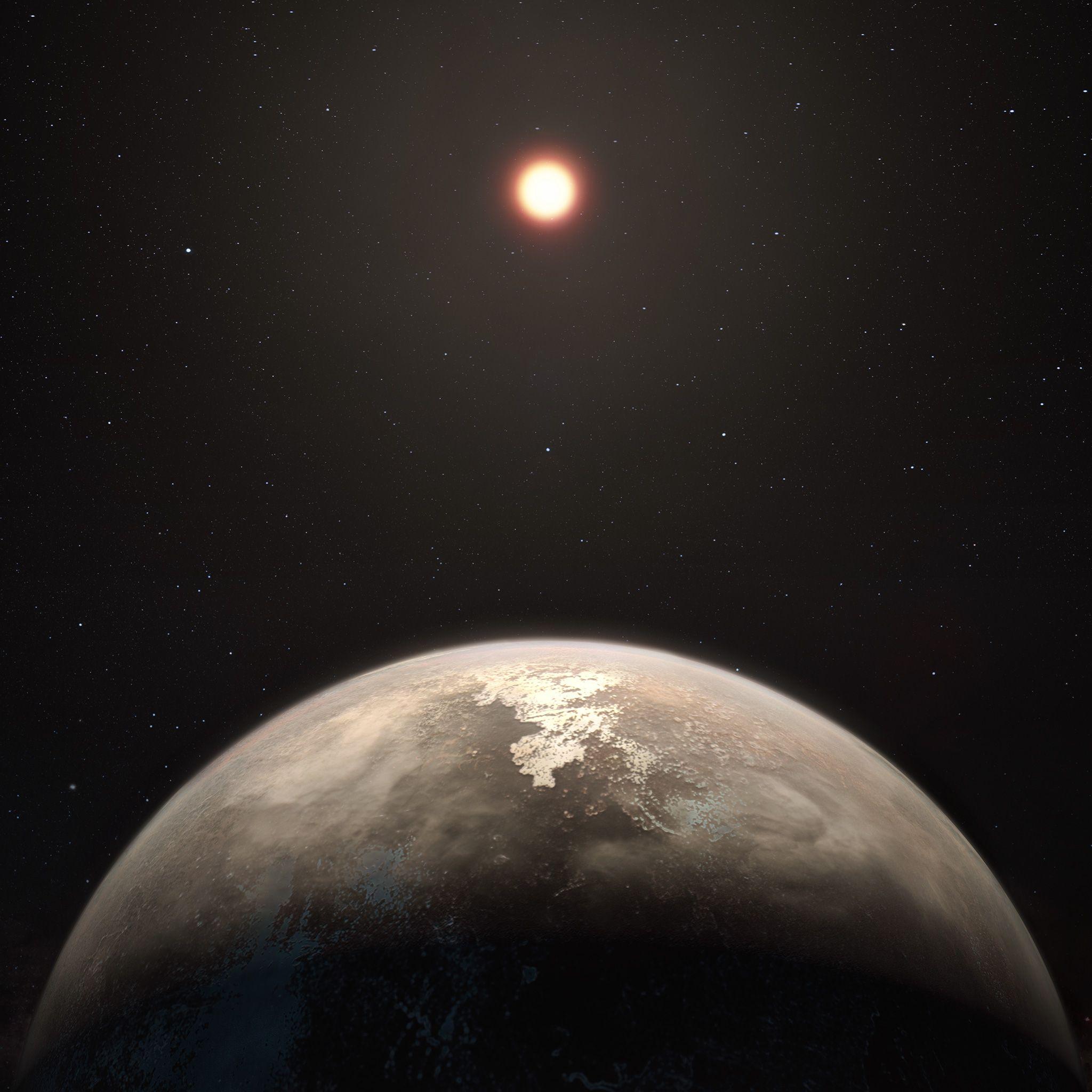 Une nouvelle planète de la taille de la Terre a été découverte