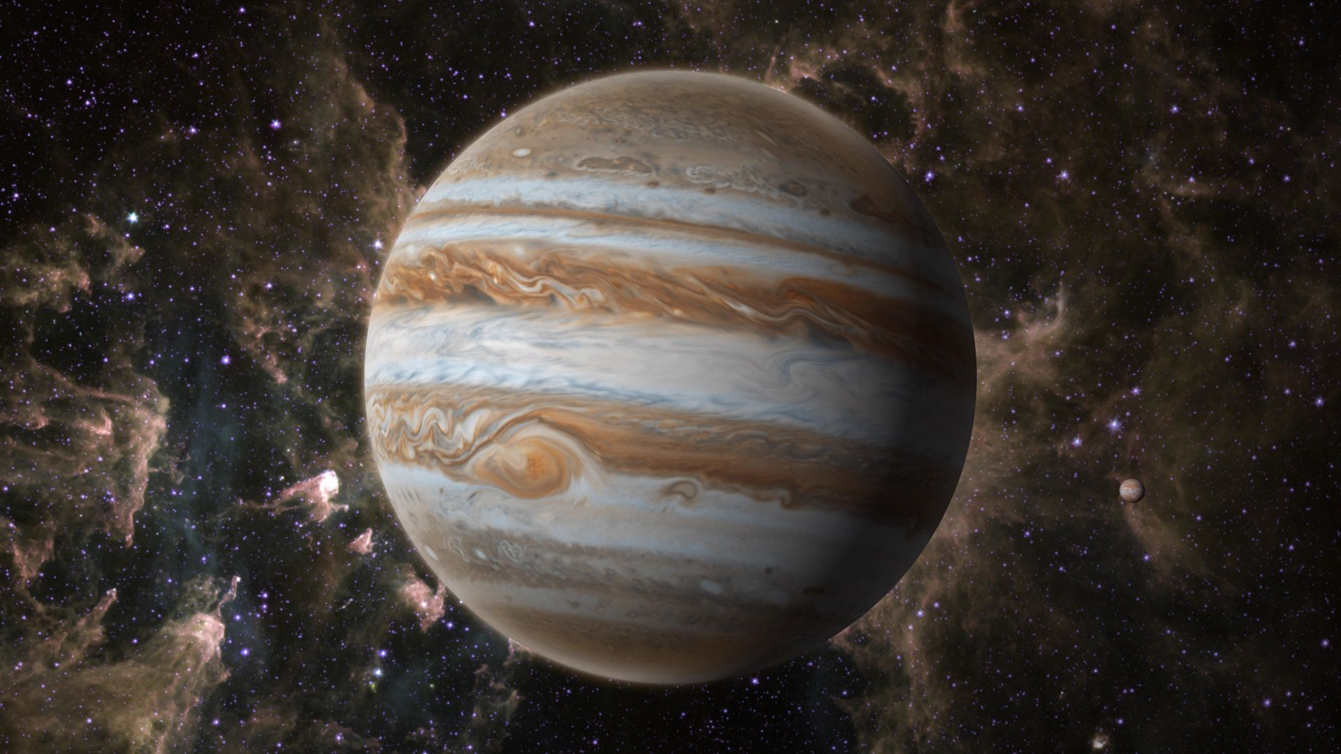 Comprendre : Jupiter