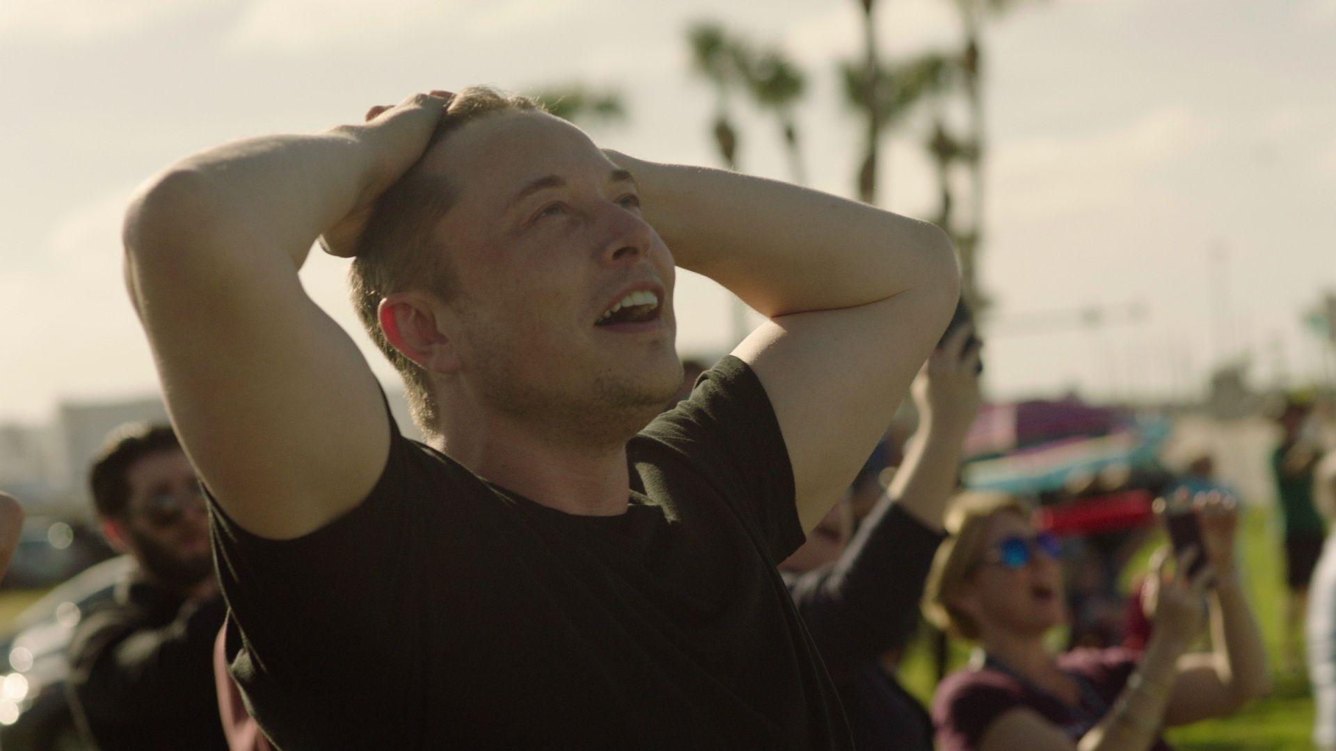 Dans les coulisses du lancement de la Falcon Heavy