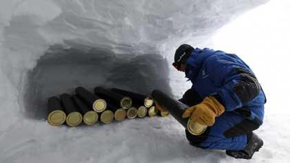Course contre la montre : documenter les glaciers avant qu'ils ne fondent