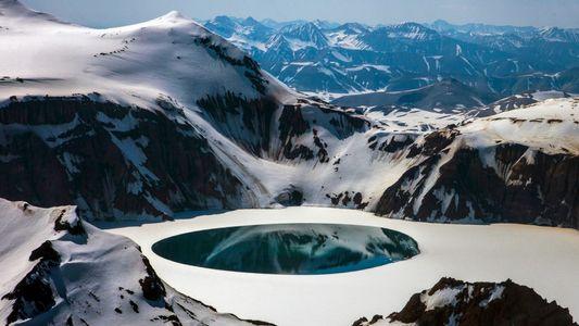 L'histoire explosive du parc national de Katmai, en Alaska