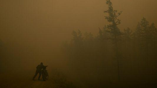 Les feux de forêt dévastateurs en Sibérie, source de pollution extrême
