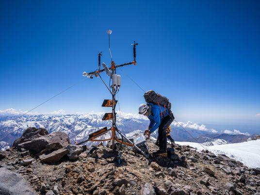 Comprendre les enjeux climatiques grâce à une station météorologique de haute altitude