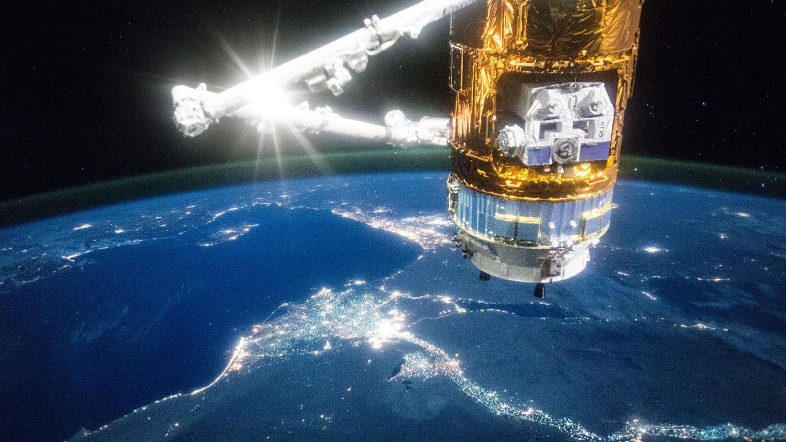 Cette sonde spatiale japonaise a livré près de cinq tonnes de matériel et de provisions à ...