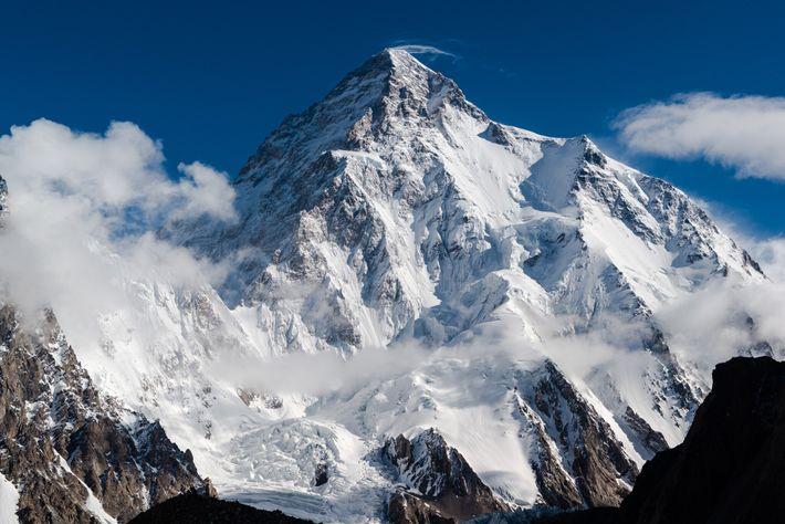 De tous les plus hauts sommets du monde, le K2 est largement considéré comme le plus ...
