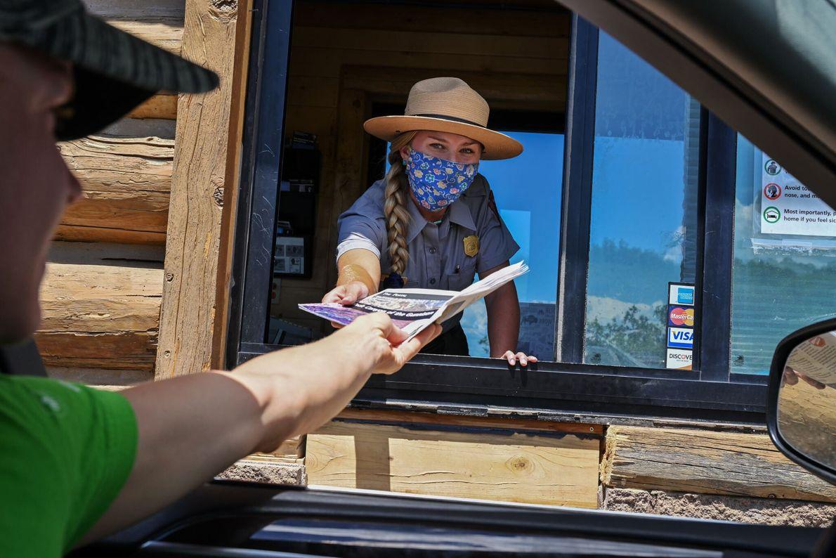 Le Black Canyon gagne en popularité avec une augmentation rapide du nombre de visiteurs ces trois ...