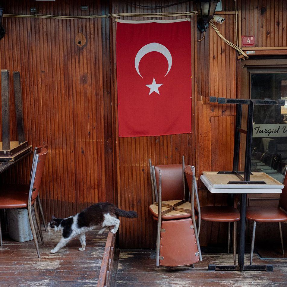 Istanbul au temps du coronavirus