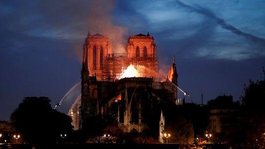 La « forêt » de Notre-Dame, une fragile structure partie en fumée