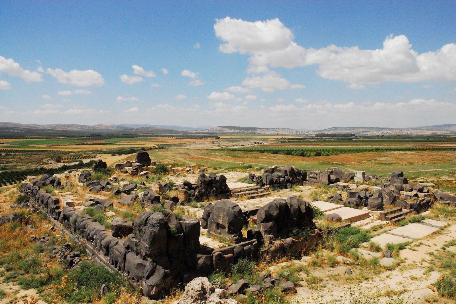 Syrie : le temple antique d'Aïn Dara détruit par des frappes aériennes