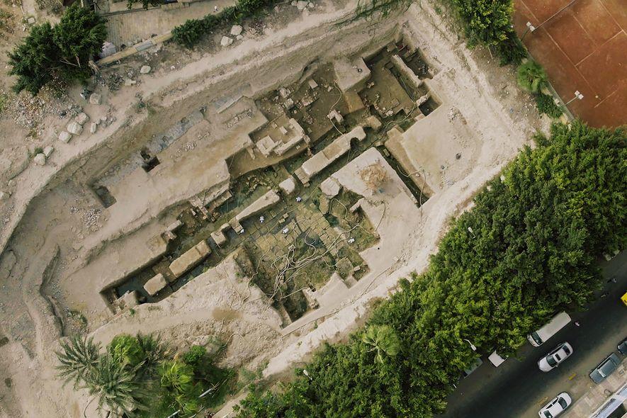 Égypte : de nouveaux indices sur le tombeau d'Alexandre le Grand