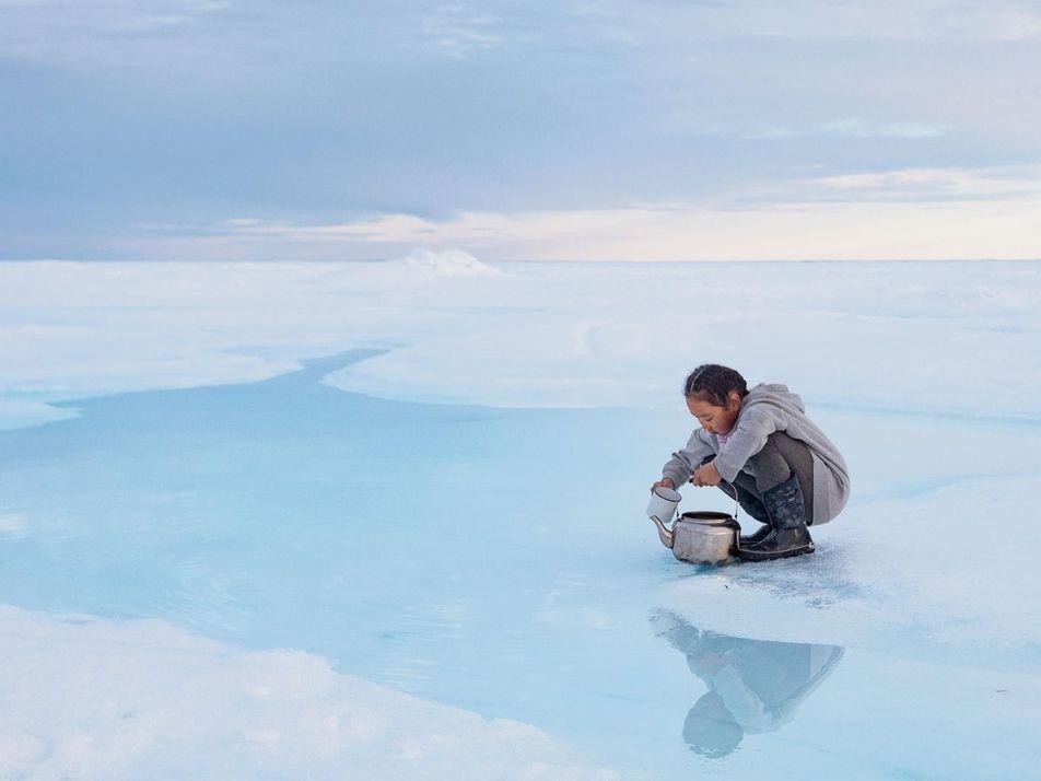 Les Dorsétiens : mystérieux premier peuple d'Arctique