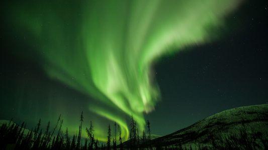 La magie des aurores boréales en images