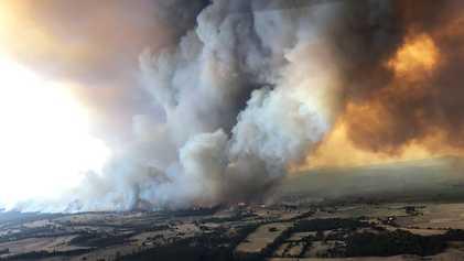 En Australie, les incendies génèrent des tempêtes de feu dévastatrices