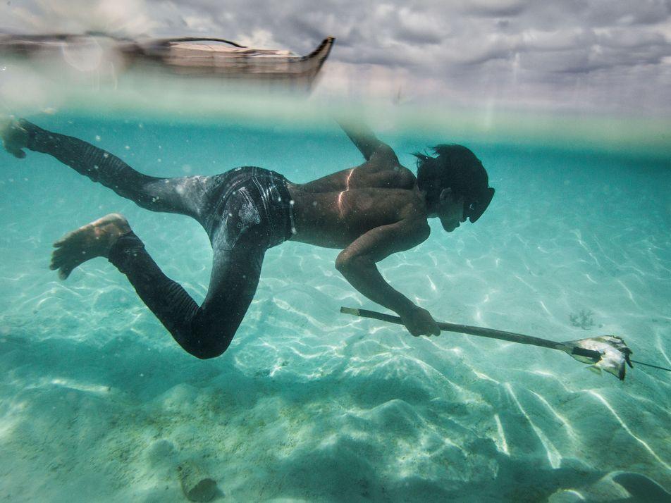 Les nomades de la mer, premiers Hommes génétiquement adaptés à la plongée