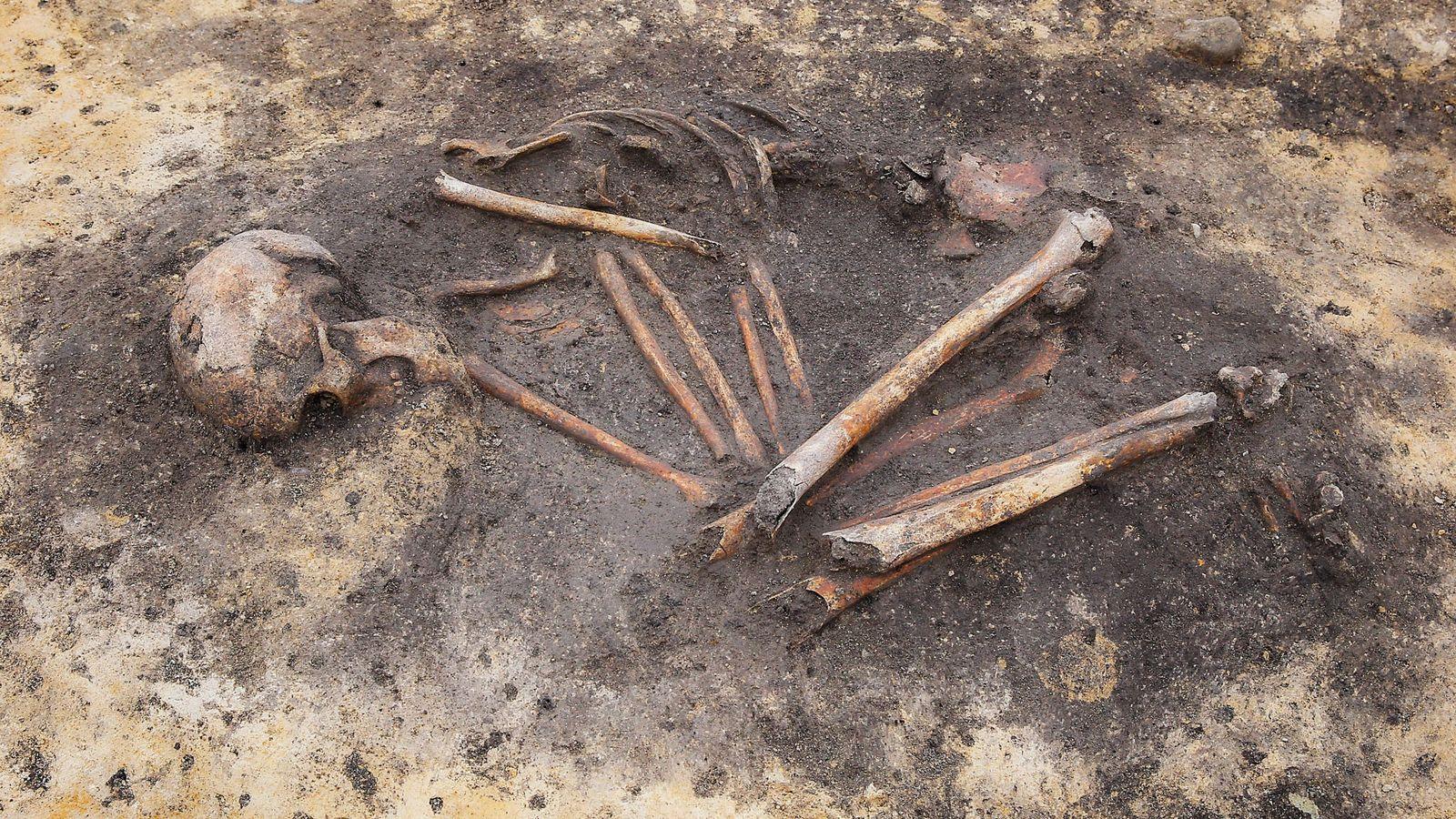 Alors que les archéologues entrevoient les débuts des inégalités sociales à travers l'absence ou la présence ...