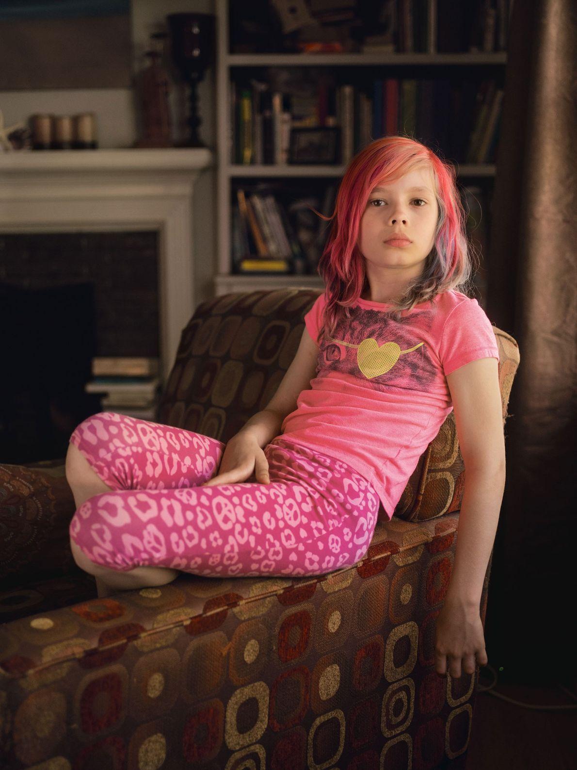 « Ce que je préfère dans le fait d'être une fille, c'est de ne plus devoir ...