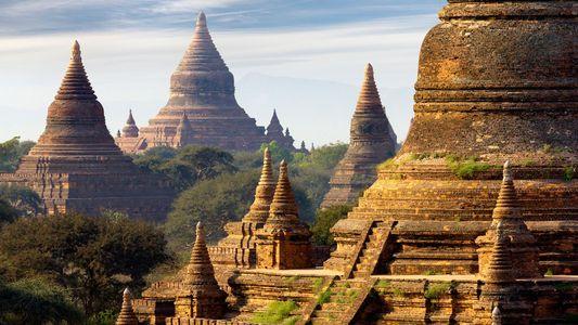 Les plus beaux temples bouddhistes du monde