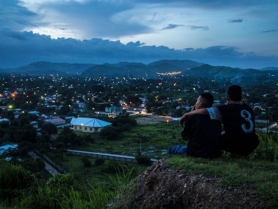 Honduras : sous le joug des gangs, vieillir est un privilège
