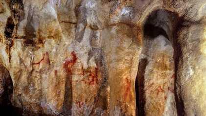 Découverte de nouvelles peintures rupestres en Espagne