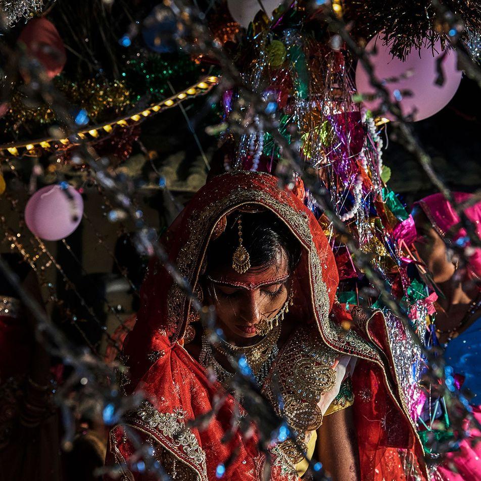 Malgré l'interdiction, le mariage d'enfants se perpétue en Inde