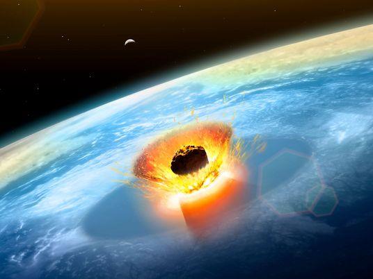 """L'astéroïde ayant causé l'extinction des dinosaures s'est écrasé au """"pire endroit possible"""""""