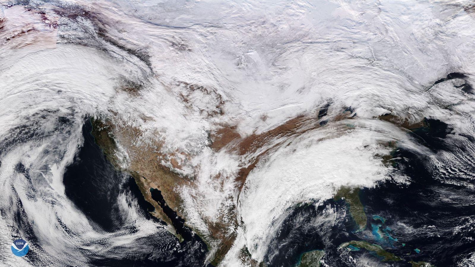 Les scientifiques sont désormais en mesure de détecter les traces du changement climatique dans une seule ...