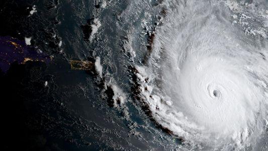 Au coeur de l'ouragan pour la science
