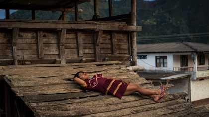 En Colombie, des femmes transgenres indigènes se réfugient dans les plantations de café