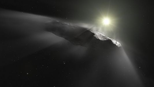 Une météorite interstellaire aurait percuté la Terre en 2014