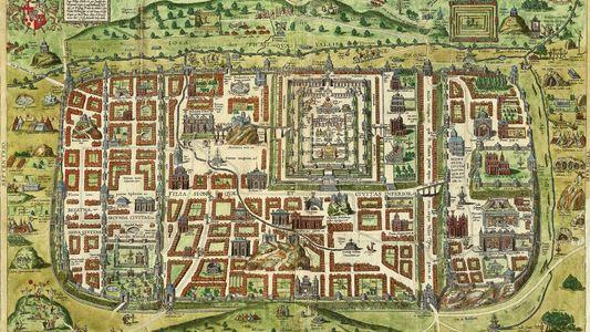 Le Jérusalem de l'époque de Jésus se dévoile dans des cartes rares