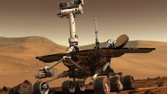 Coincé dans une tempête de poussière, les jours du rover Opportunity seraient comptés