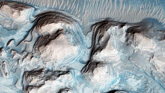 Des tsunamis géants auraient frappé Mars il y a 3,4 milliards d'années