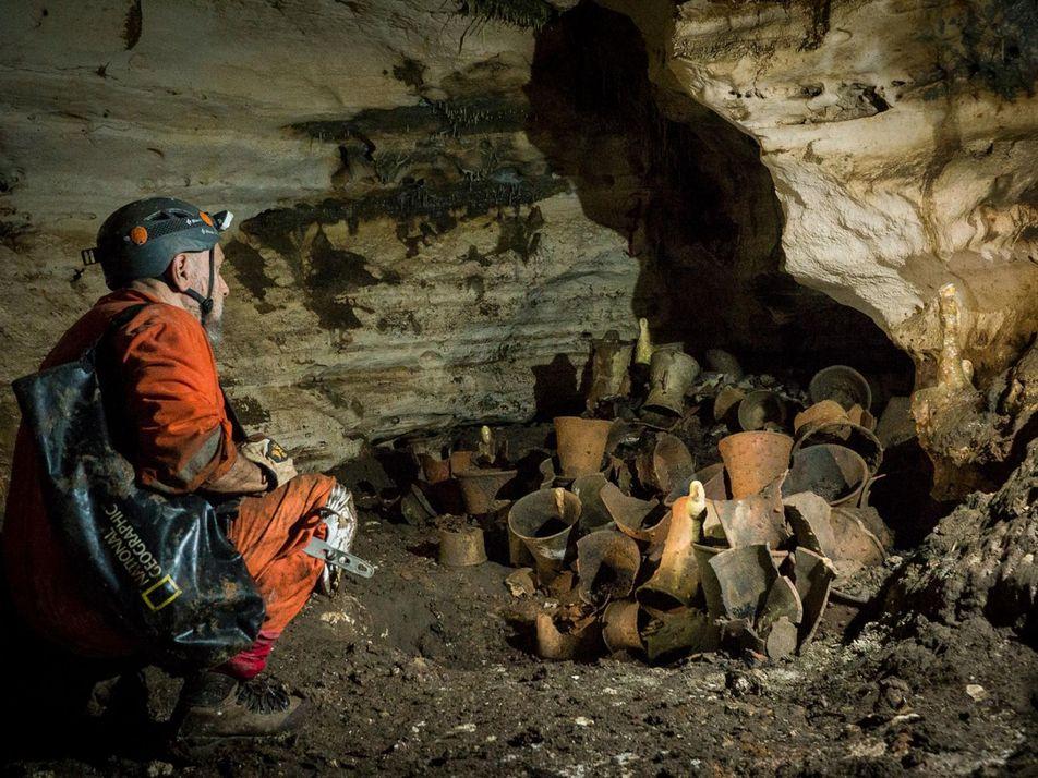 Chichén Itzá : découverte d'une grotte rituelle maya « intacte »