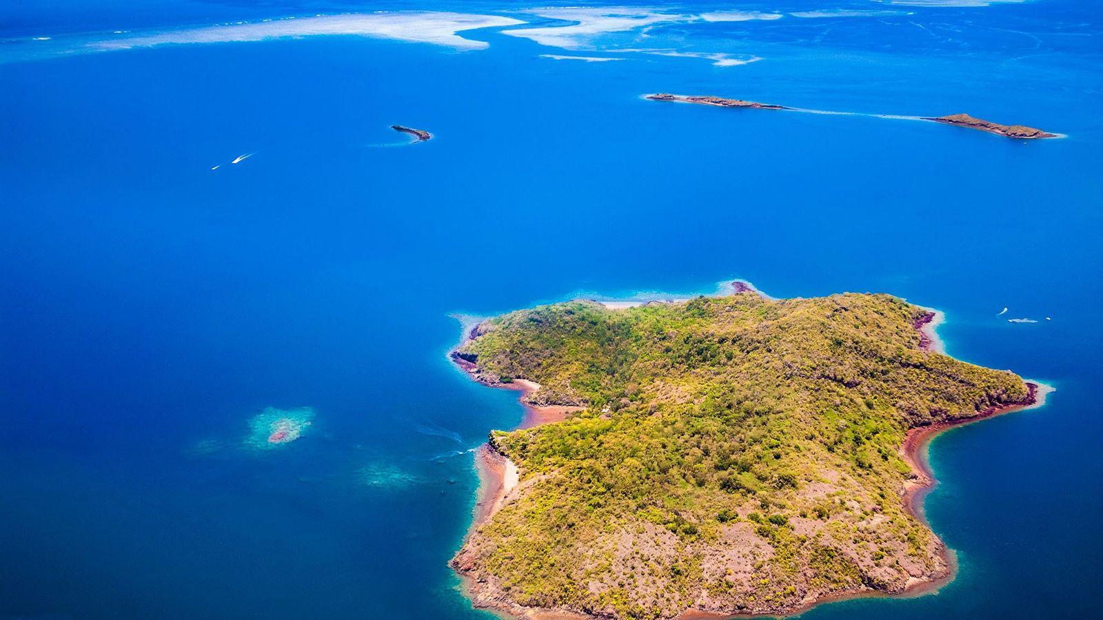Depuis mai 2018, un étrange essaim de séismes secoue la région de Mayotte qui comprend l'île ...