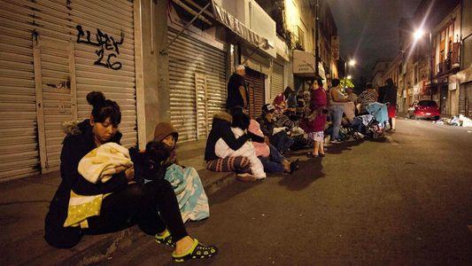 Le Mexique secoué par un important tremblement de terre