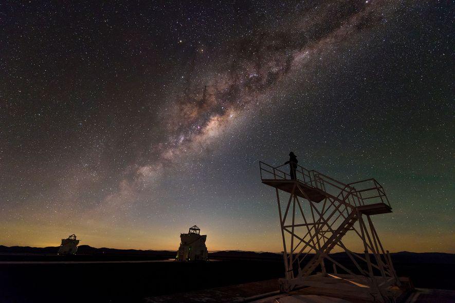Des trillions de planètes existeraient au-delà de notre galaxie