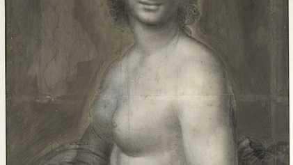 Léonard de Vinci pourrait être l'auteur de la Joconde nue