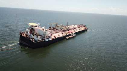 Nabarima : un désastre pétrolier en perspective au large du Venezuela