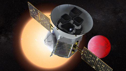 Comment TESS, le nouveau télescope spatial de la NASA, va partir à la recherche d'exoplanètes