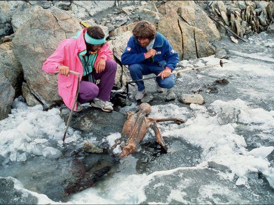 Ötzi, le mystérieux homme des glaces