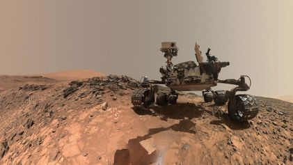 Mars : d'étranges pics d'oxygène intriguent les scientifiques