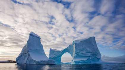 Le trou dans la couche d'ozone serait en train de se résorber