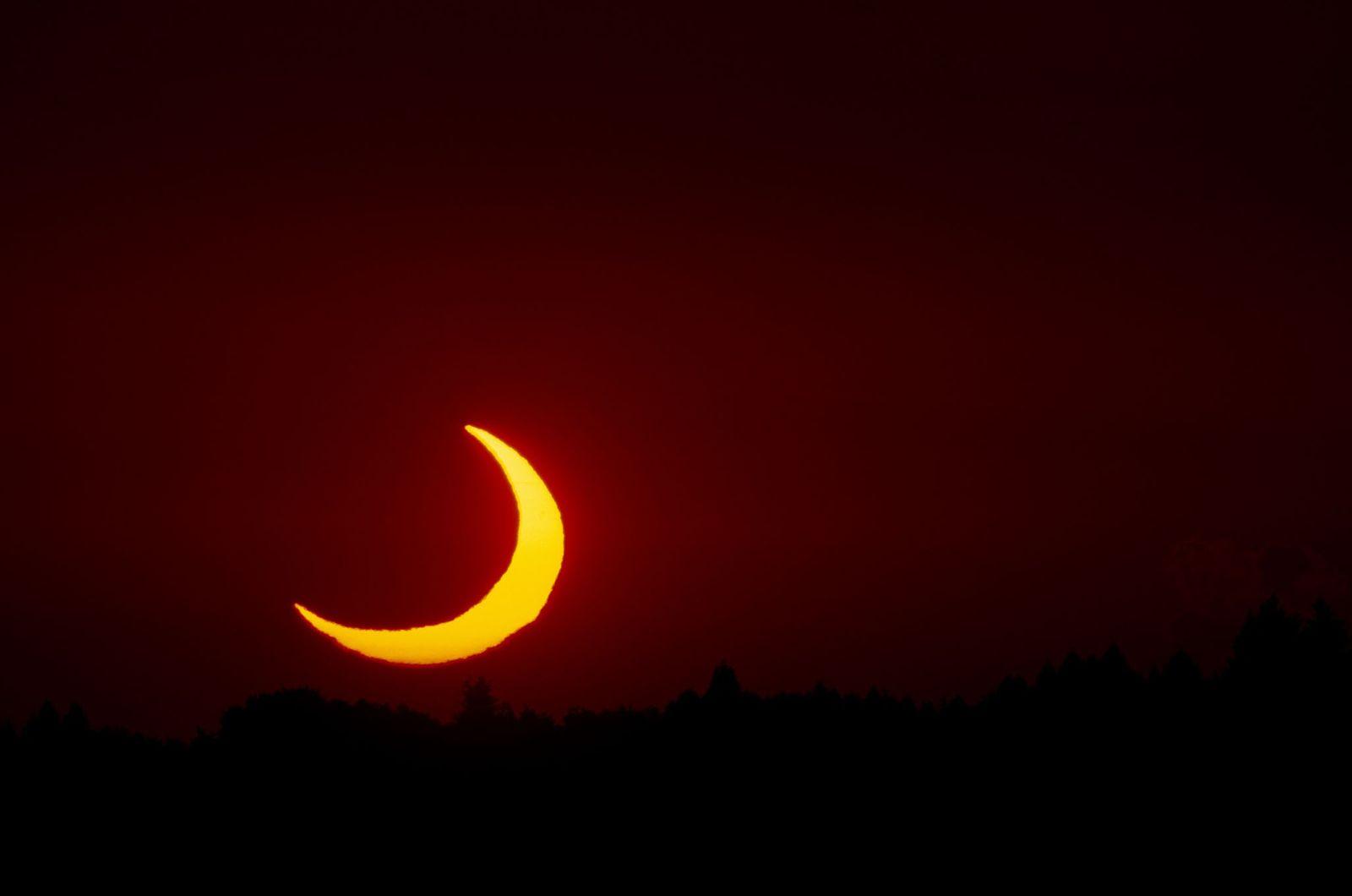 Comment observer l'éclipse solaire partielle du 15 février