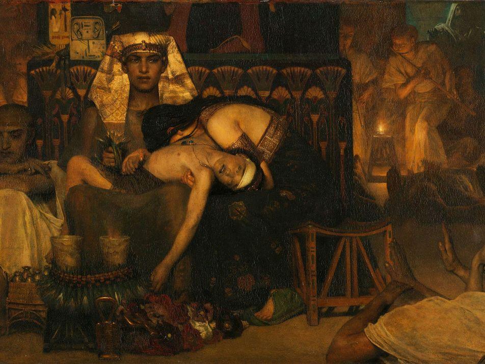 La Bible expliquée : qui était l'arrogant pharaon puni par les dix plaies d'Égypte ?