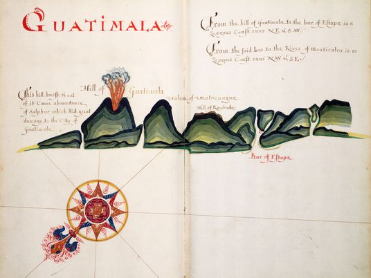 Cet atlas très rare a sauvé la vie du pirate Bartholomew Sharpe