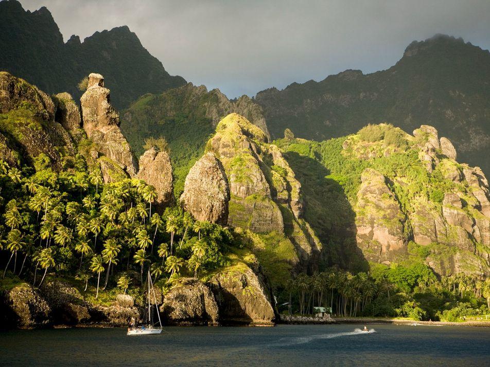 Les Amérindiens auraient atteint la Polynésie bien avant les Européens