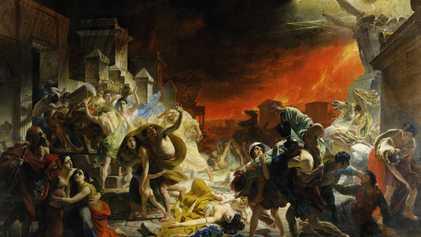Les victimes du Vésuve seraient-elles mortes de chaud avant d'être touchées par la lave ?