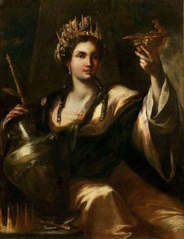 Artémise Ière a été immortalisée dans les écrits de l'historien grec Herotode, qui a vécu à ...