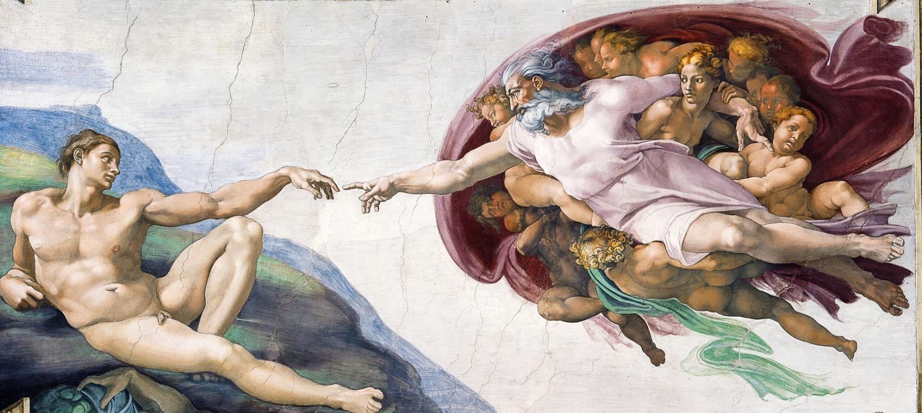 Peindre Une Fresque Sur Un Mur la chapelle sixtine, le chef-d'œuvre de michel-ange