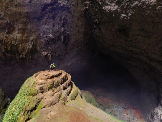 Partez à la découverte de la plus grande grotte du monde